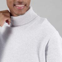 Men's Benji Polo Neck Pullover -  dc0200