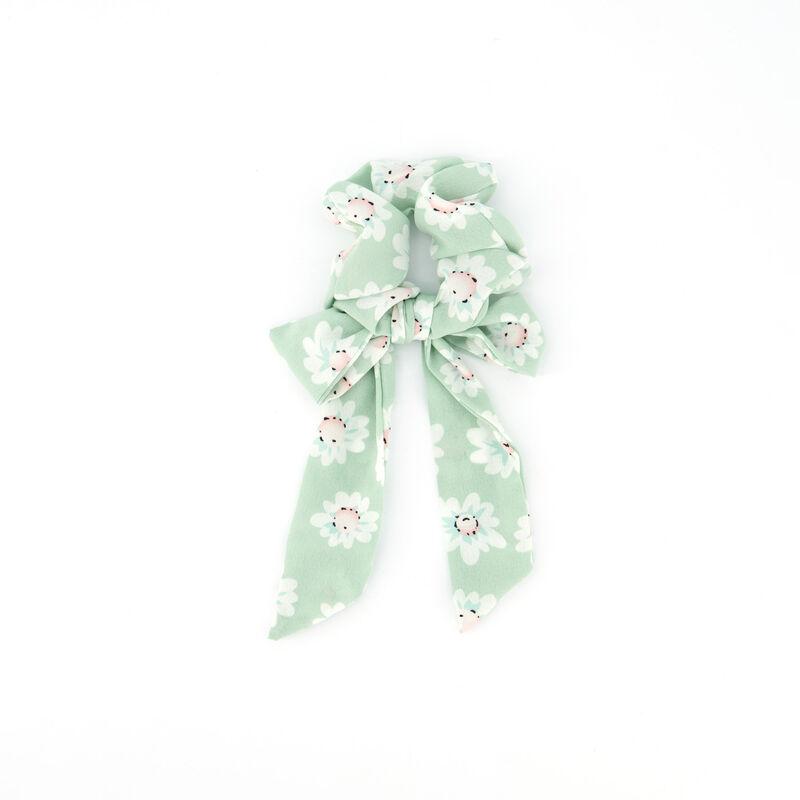 Women's Mikah 2-Pack Scrunchie Hair Ties -  pink-sage