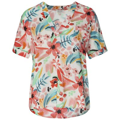 Freya Women's Floral Top