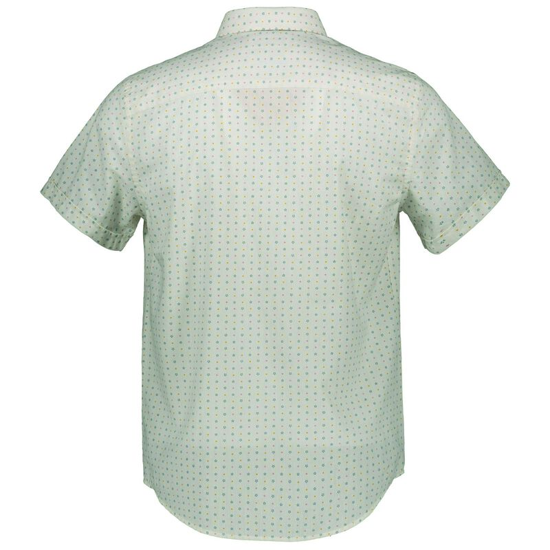 Murry Men's Slim Fit Shirt  -  white