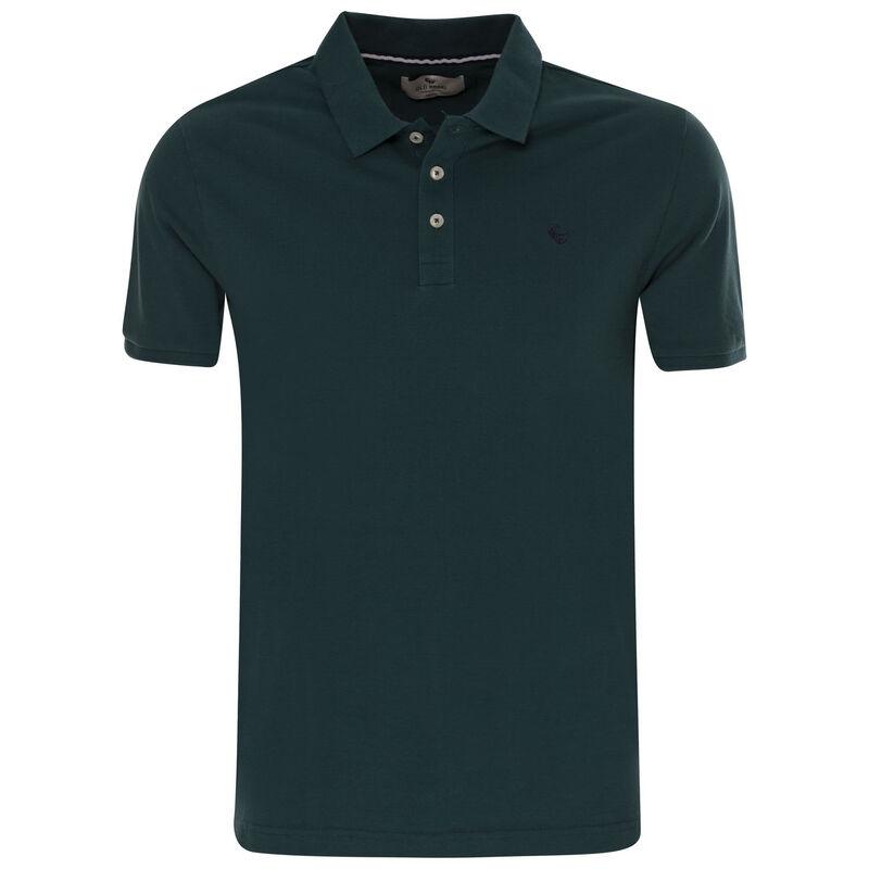 Alex Men's Standard Fit Golfer -  teal