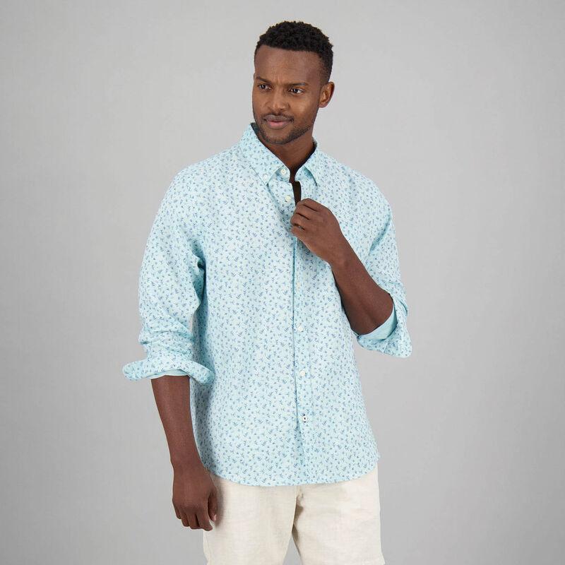 Men's Ivan Slim Fit Shirt -  dc7000