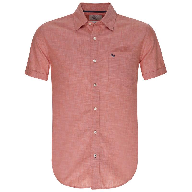 Men's Bongani Shirt -  red
