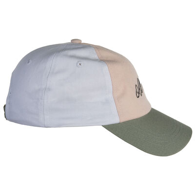 Old Khaki Lizbeth Colourblock Peak Cap