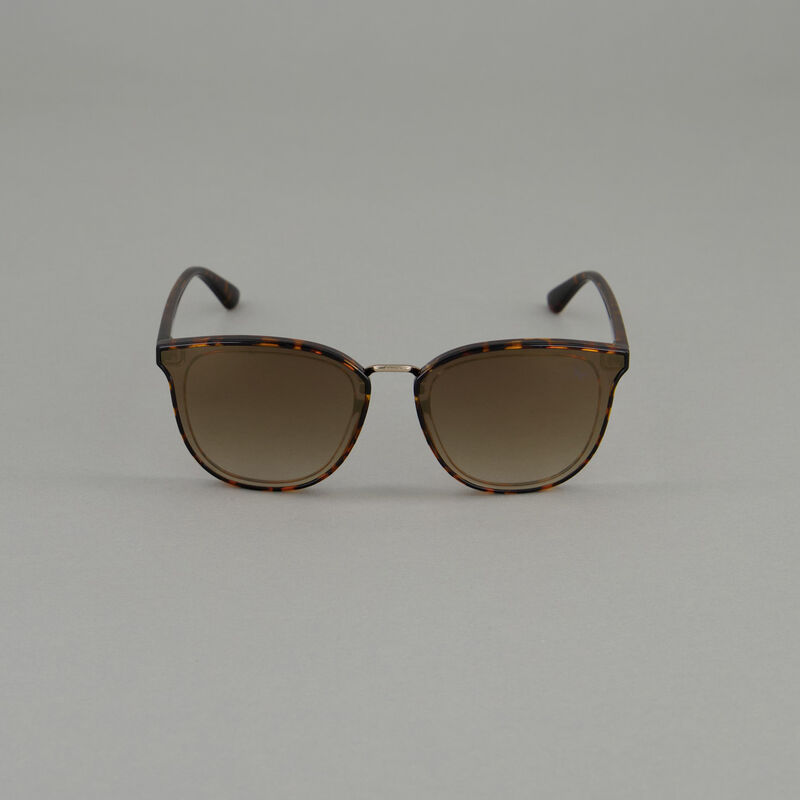 Old Khaki Ladies Catseye Sunglasses -  brown-gold