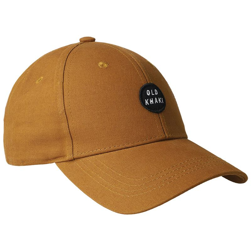 Enoch Branded Cap -  brown