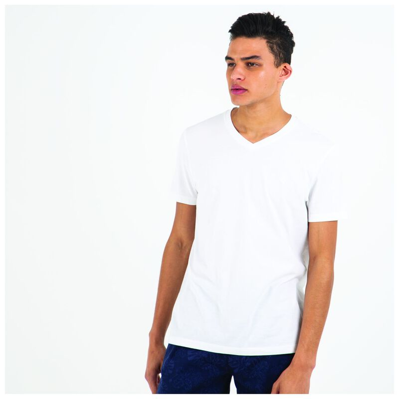 Nico Men's Standard Fit T-Shirt -  white