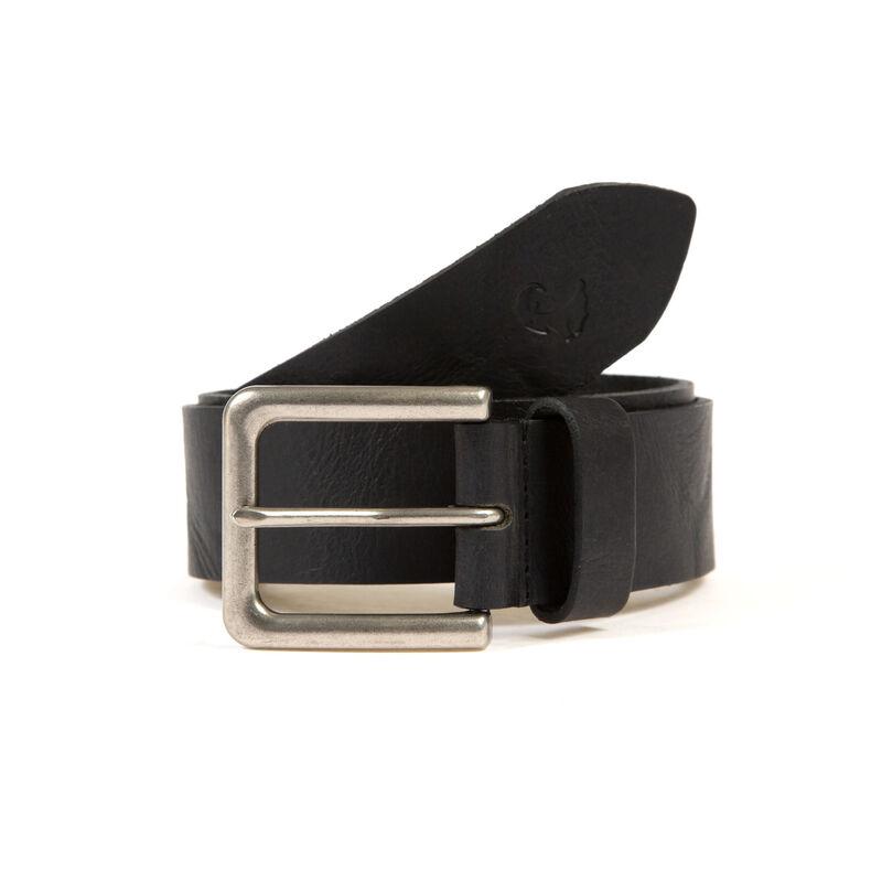 Will Leather Belt -  black