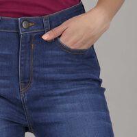 Women's Carmy Skinny Leg Denim -  indigo