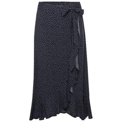 Khloe Women's Wrap Skirt