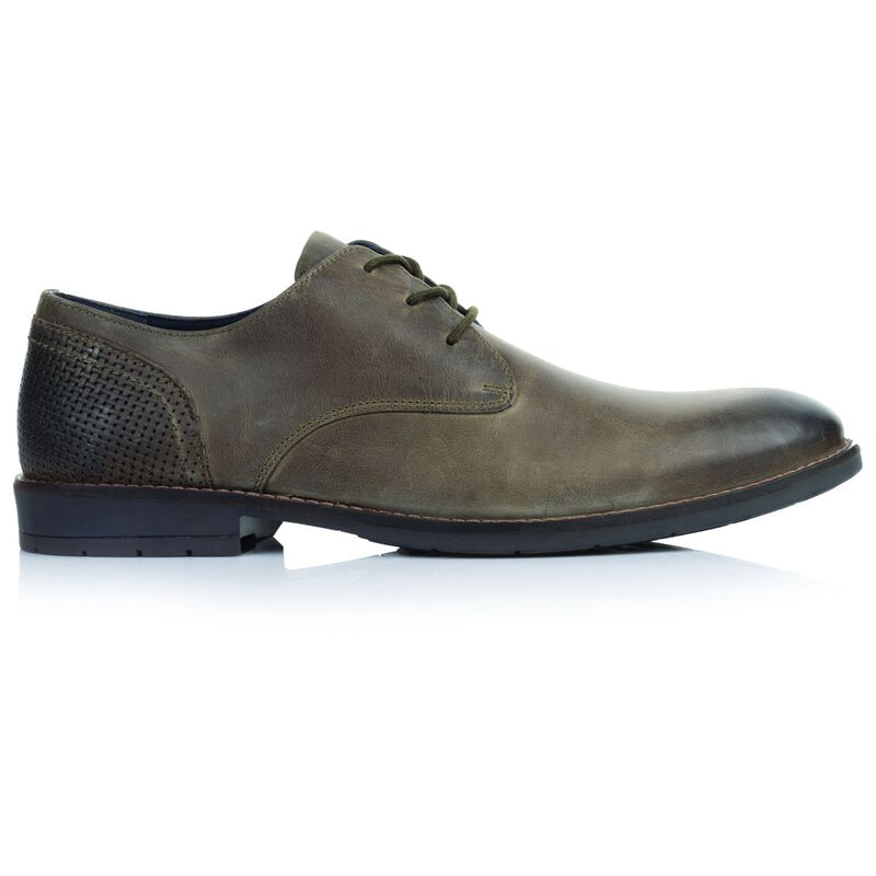 Arthur Jack Men's  Rufus Shoe -  khaki
