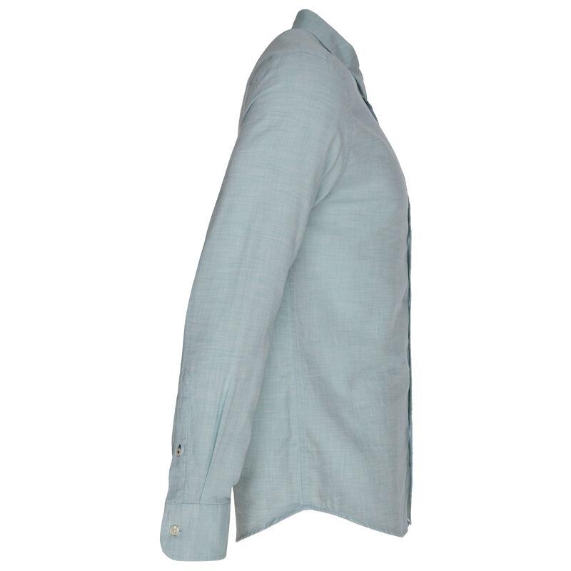 Sammy Men's Slim Fit Shirt -  turquoise