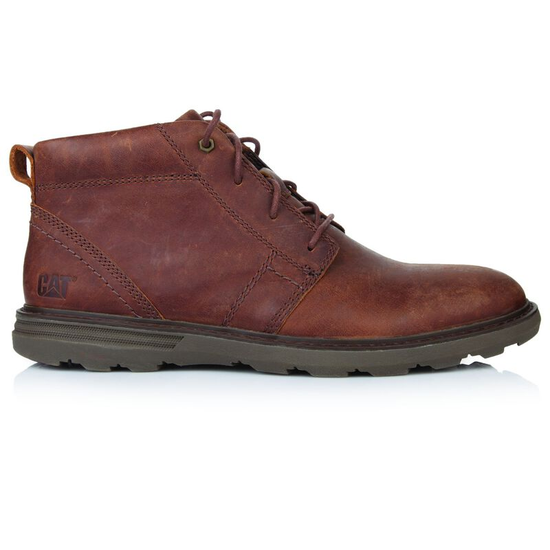 Caterpillar Men's Trey Boots -  brown
