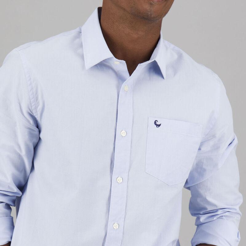 Men's Barry Regular Fit Shirt -  blue