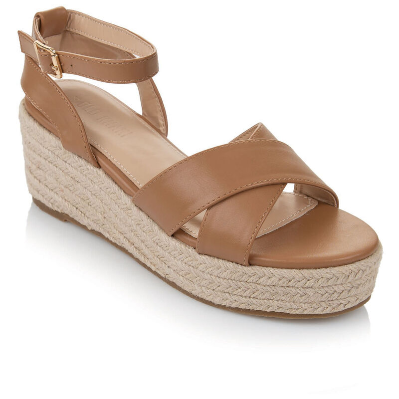 Old Khaki Sammi Wedge -  tan