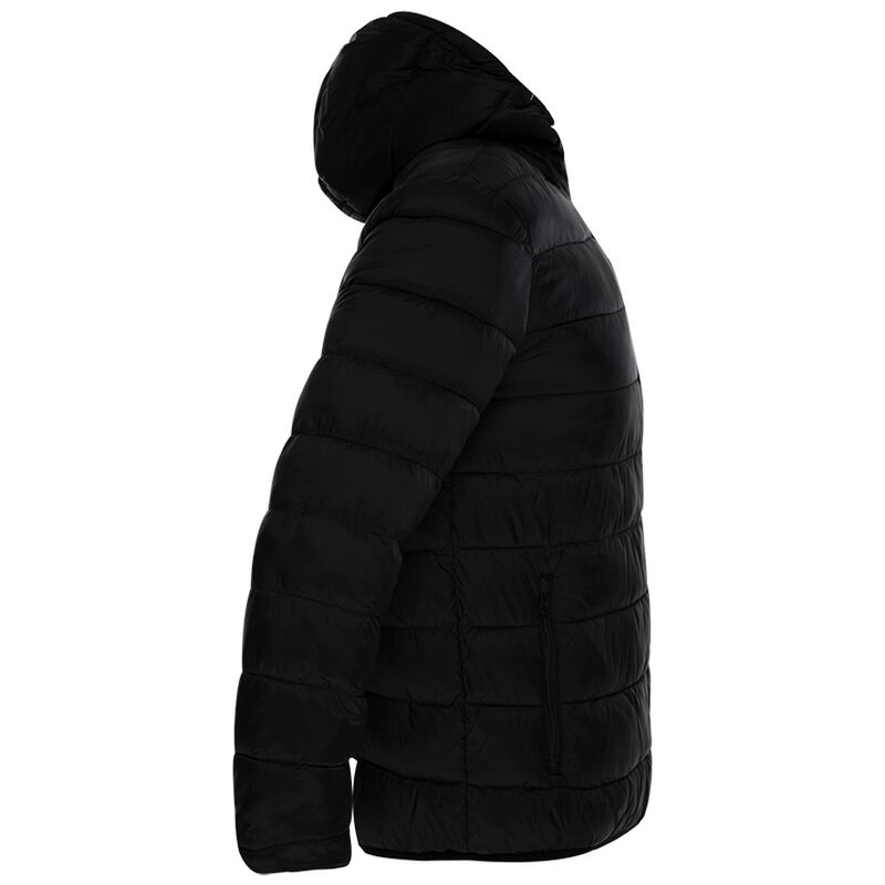 Andrew Puffer Jacket -  black