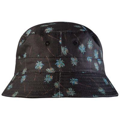 Ernest Reversible Tropical Bucket Hat