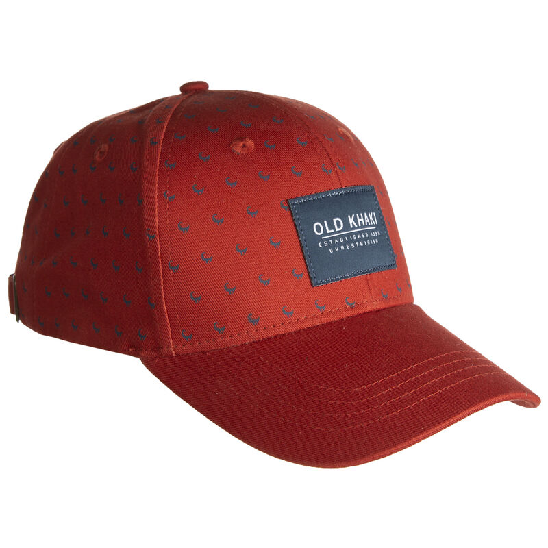 Dillon Scattered Groat Peak  -  red-charcoal