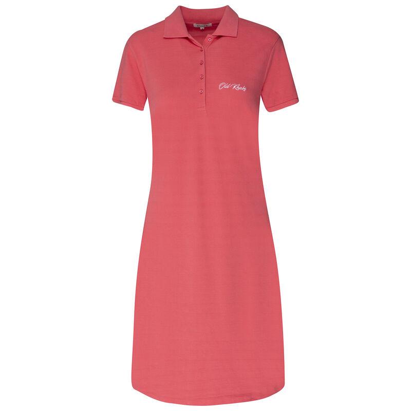 Everly Golfer Dress -  pink
