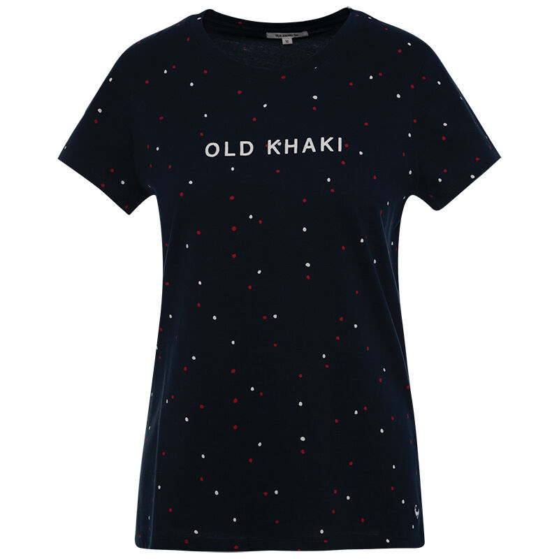 Marley Women's Call-Out Tee -  navy