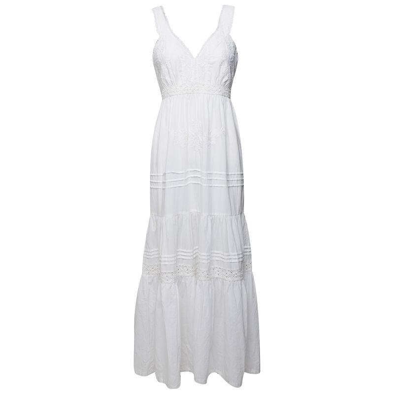 Women's Harlowe Dress -  white