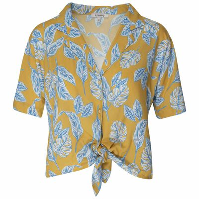 Women's Kiki Front-Tie Shirt