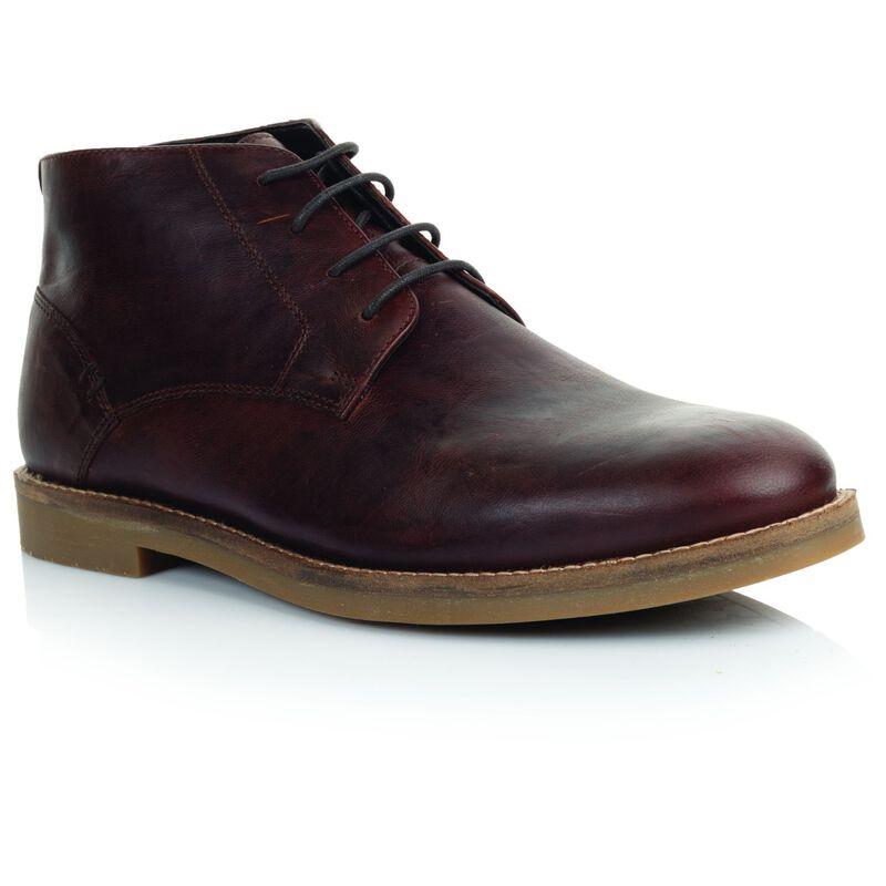 Arthur Jack Kai Men's Boot  -  chocolate
