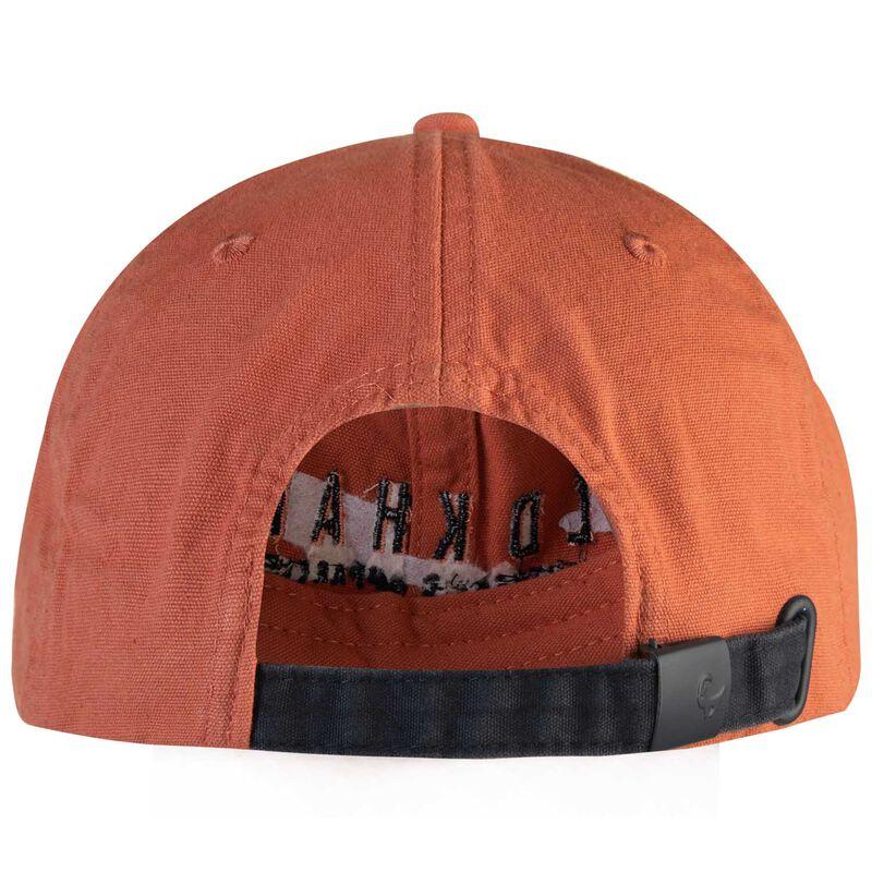 Greyson Branded Cap -  rust-navy