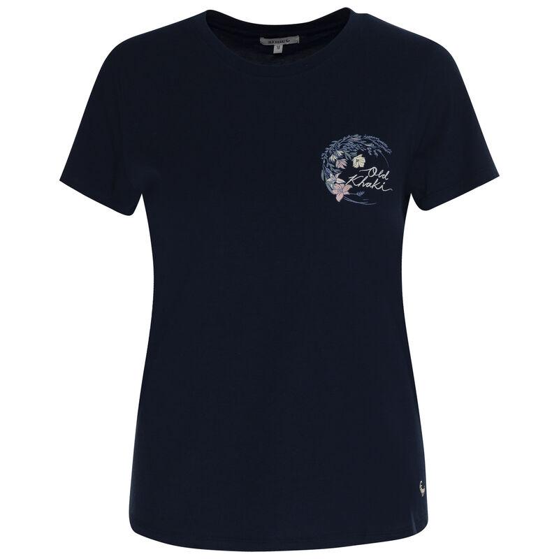 Iowa T-Shirt -  navy