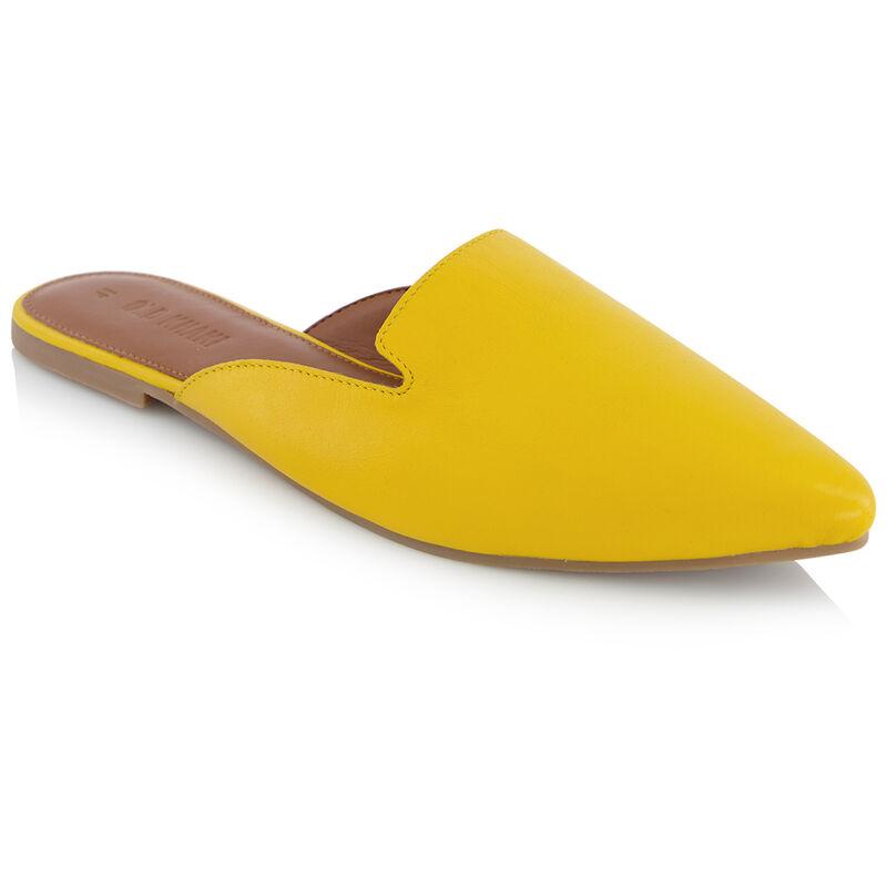 Women's Haylz Mule -  yellow