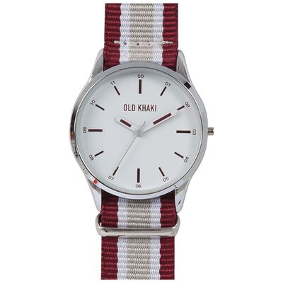 Holly Medium Stripe Nato Watch