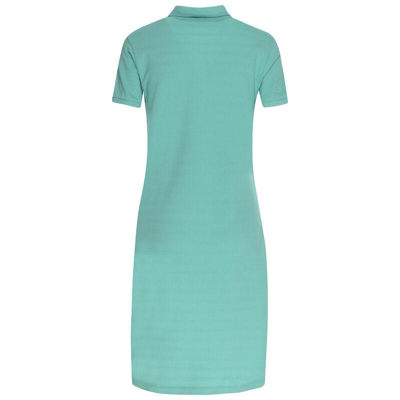 Everly Golfer Dress -  aqua