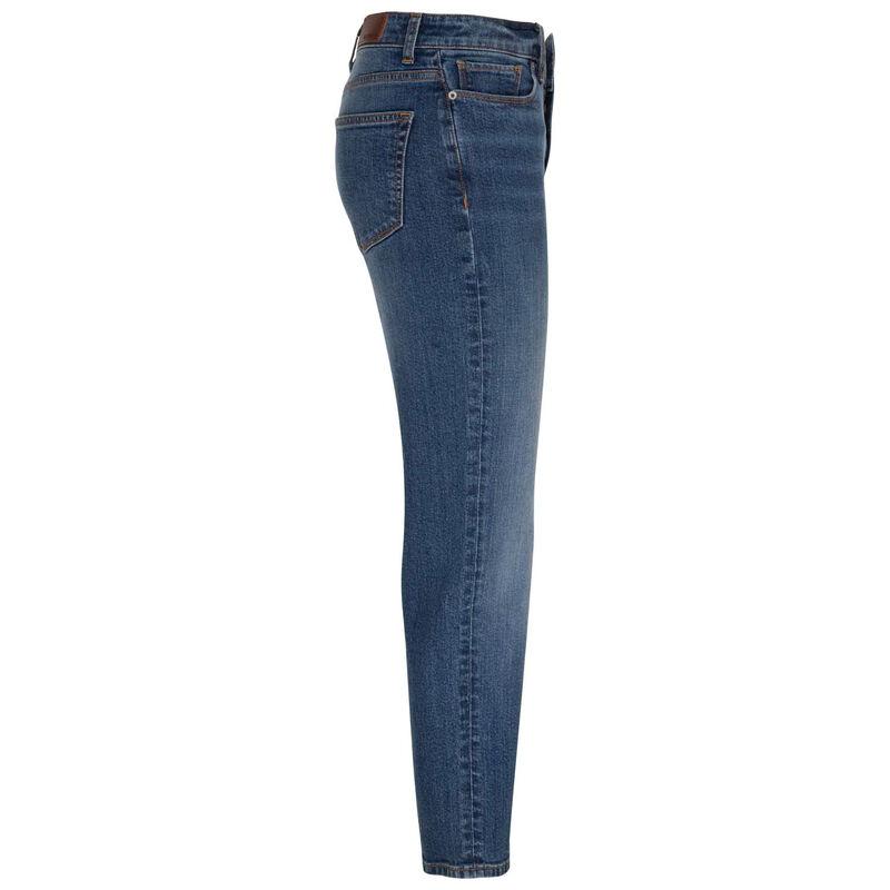 Tammy Straight Leg Denim -  midblue