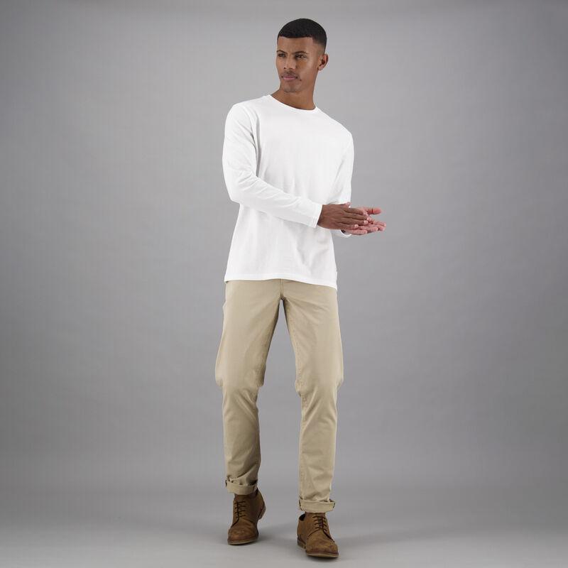 Men's Deon Long Sleeve Standard Fit T-Shirt -  c09