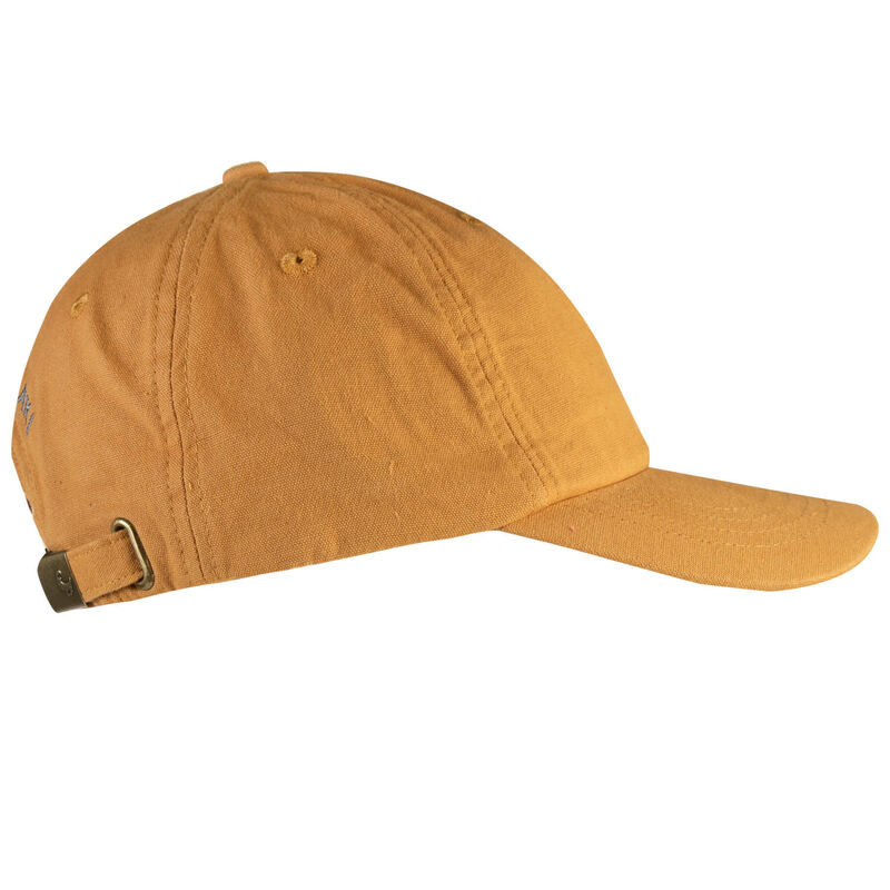Malcolm Branded Cap -  yellow