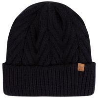 Griffin Cable Beanie -  navy
