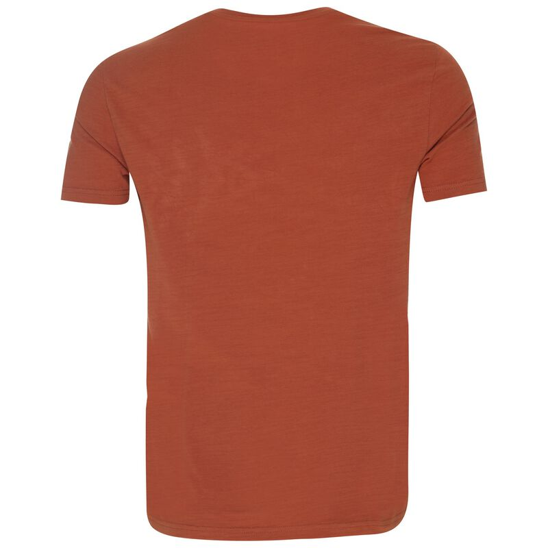 Old Khaki Men's Miller T-Shirt -  orange