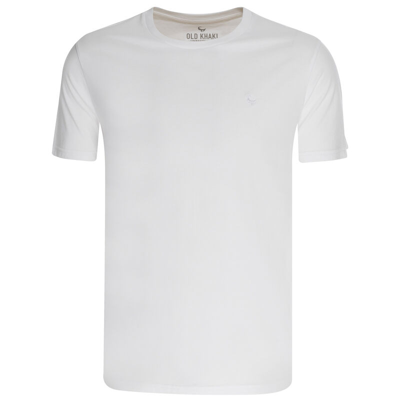 Neil T-Shirt -  white