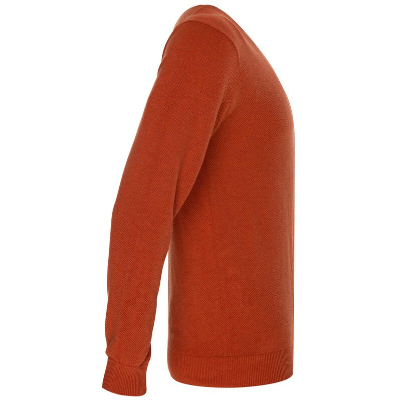 Old Khaki Men's Holmes Pullover  -  orange