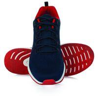 Old Khaki Men's Steve Shoe -  navy-red