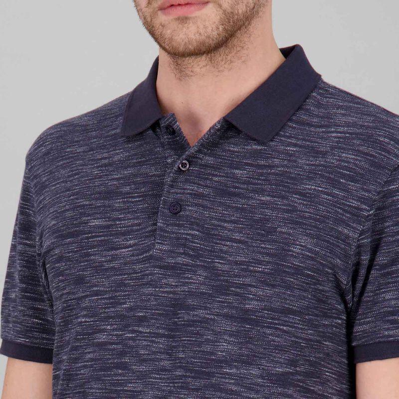 Men's Gary Standard Fit Golfer -  navy