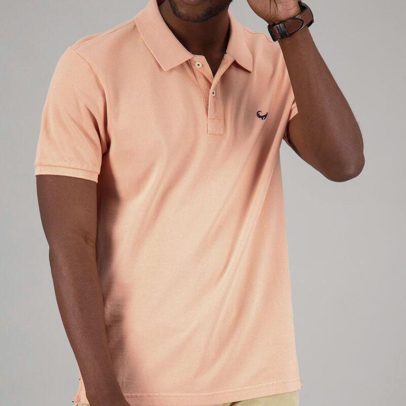 Men's Alex Golfer -  apricot