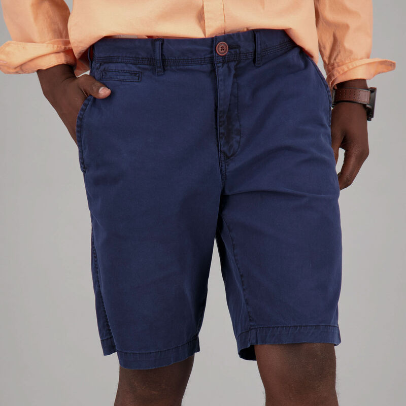 Men's Harvey Shorts -  navy