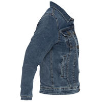 Old Khaki Women's Charlene Denim Jacket  -  blue