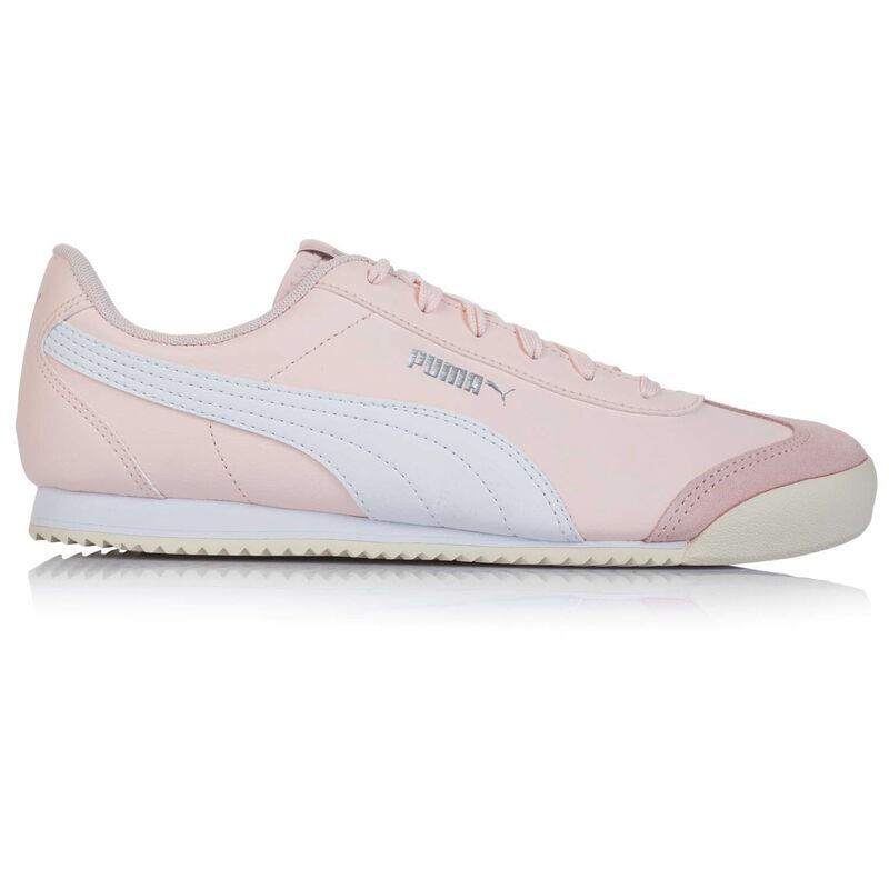 Puma Women's Turino Sneaker -  palepink-white