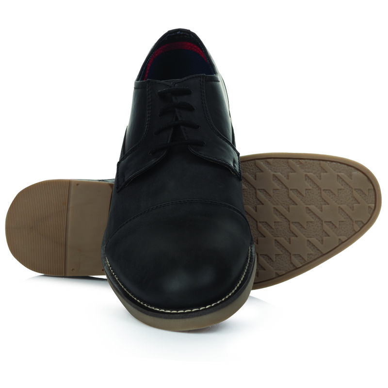 Old Khaki Bryce Men's Shoe  -  black