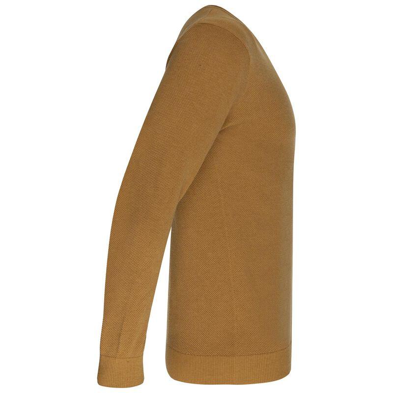Holmes Pullover  -  ochre