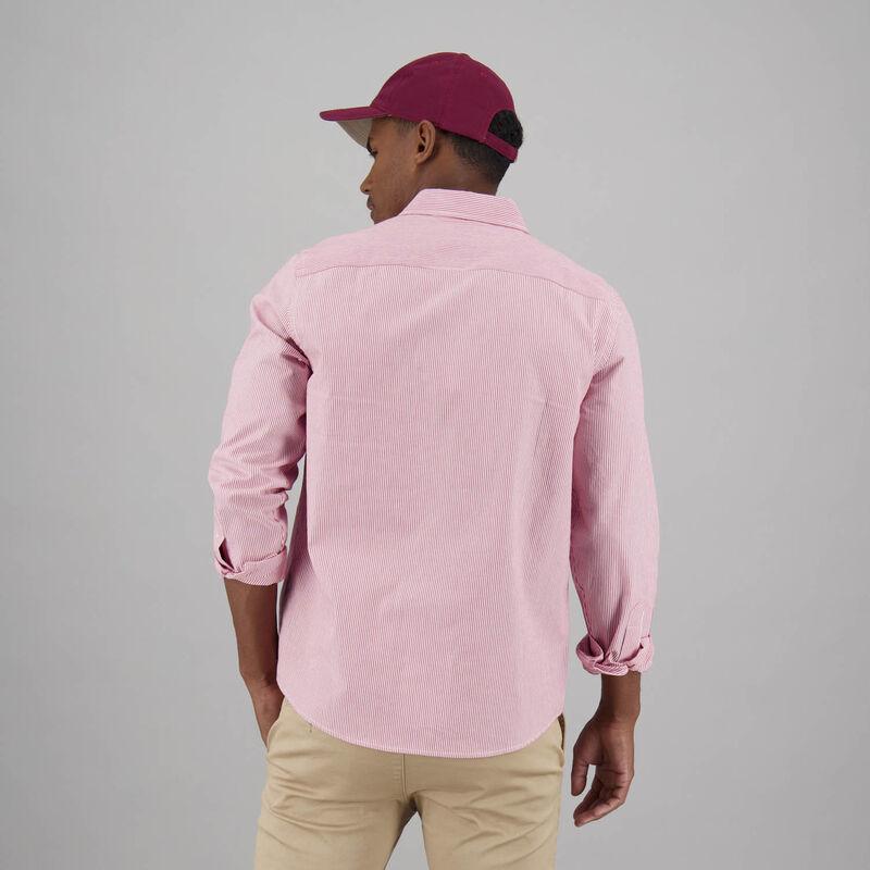 Men's Christof Slim Fit Shirt -  red