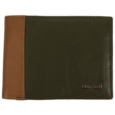 Alberto Colour Block Wallet