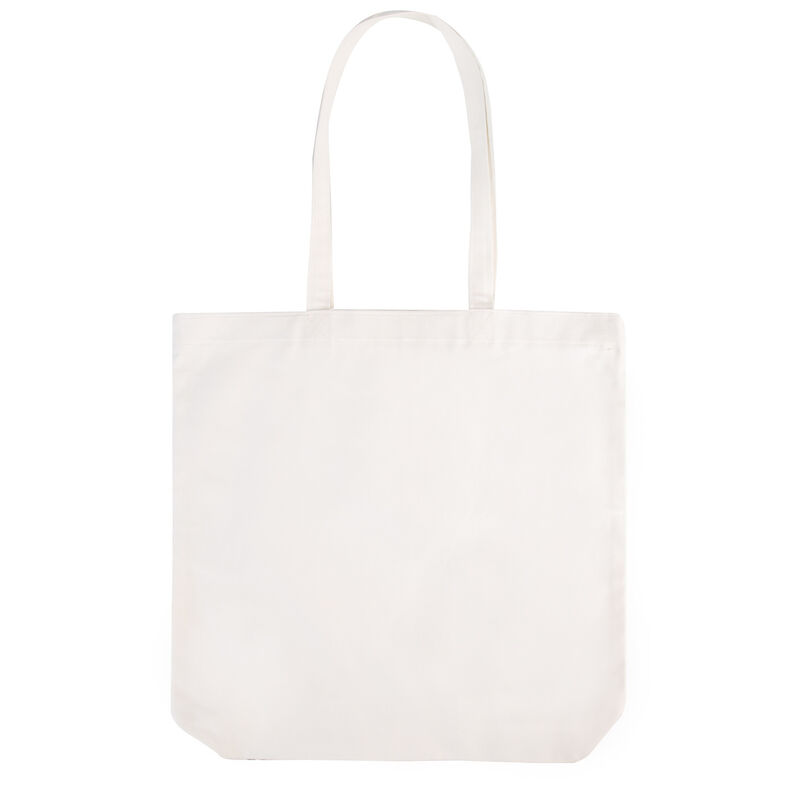 Birthday Shopper Tote Bag -  milk-assorted